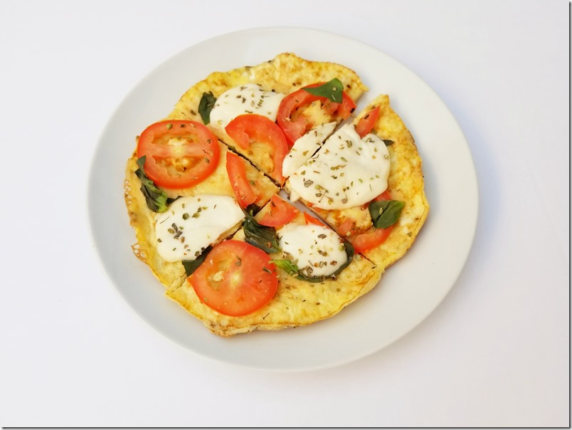 pizza omelet recipe with eggs 6