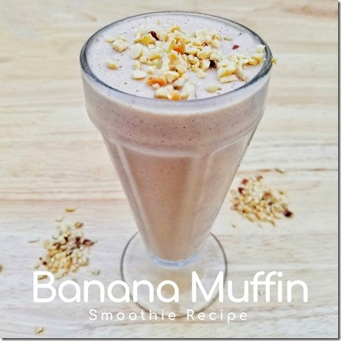 Banana Nut Muffin Smoothie Recipe (800x800)