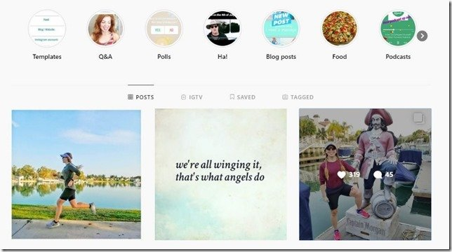 Run Eat Repeat instagram templates (800x445)