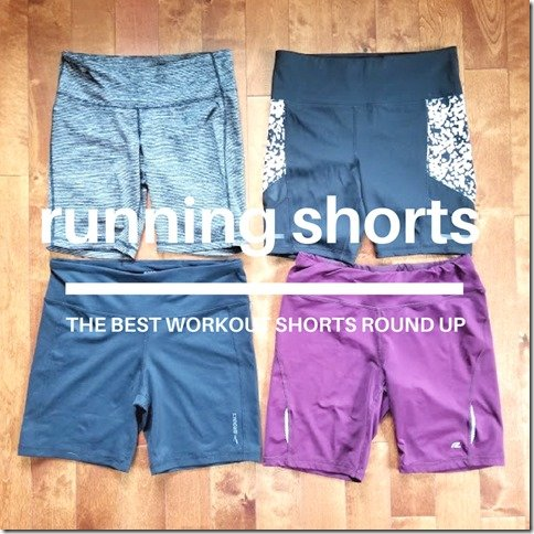The Best Running shorts podcast 1