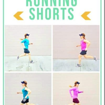 Best Running Shorts – My Favorites and Training Updates Podcast