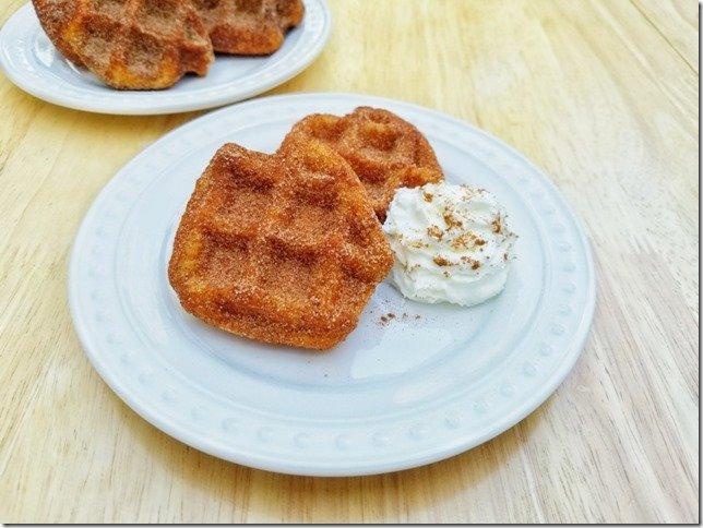 churro waffle recipe 3