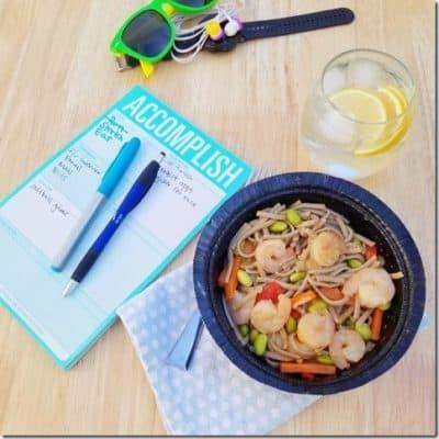 Gorton's Shrimp Bowls–New Complete Frozen Meals