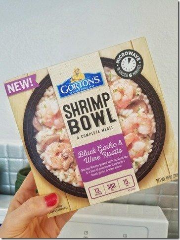 Gortons Shrimp Bowls Soba Noodles
