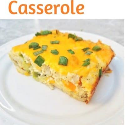 Light Hash Brown Casserole Recipe–an update to a classic
