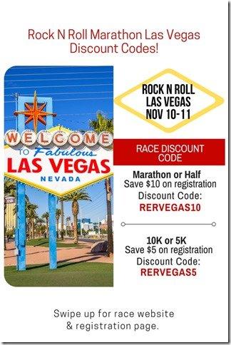 Rock N Roll Vegas Half Marathon 5k Discount Code