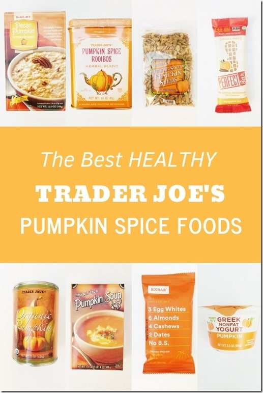Trader Joes Best Pumpkin foods healthy options list (534x800)