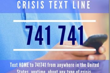 Crisis Text Line– Chief Medical Officer Covers the free service, mental health, therapy and more - Podcast 97