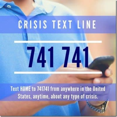 Crisis Text Line– Chief Medical Officer Covers the free service, mental health, therapy and more – Podcast 97