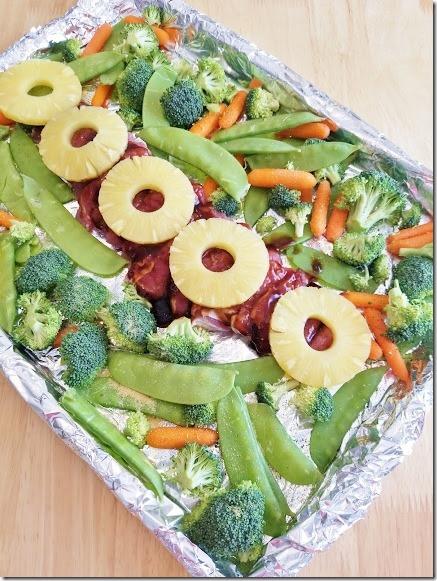Healthy Pork Teriyaki Bowl Recipe w Farmer John 10 (433x577)