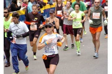 New York City Marathon–Tips & Must See Course Highlights with Healthy Happier Bear Podcast