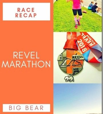 Revel Marathon–Big Bear Race Results and Recap