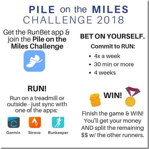 Pile on the Miles 2018 Run Bet Challenge (800x800)