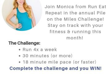 Pile on the Miles Run Challenge Planner