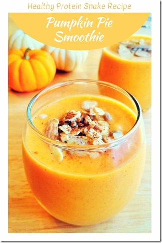 Pumpkin Pie Smoothie protein shake recipe (534x800)