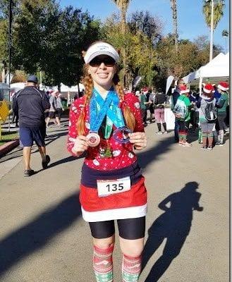 Lace Up Riverside Half Marathon Race Recap and Cal Half Series Challenge Medal