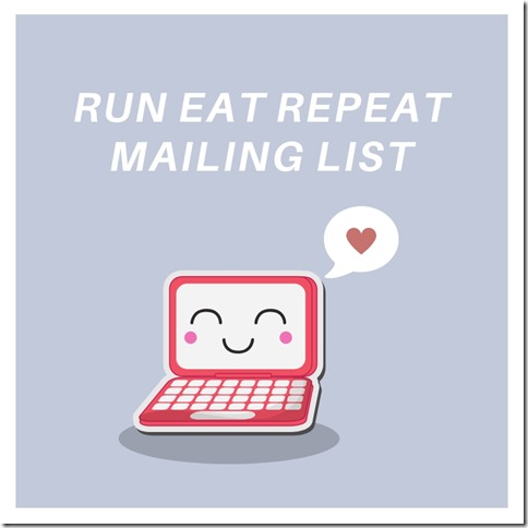 Run Eat Repeat Mail List Running Survey email and social media (800x800)