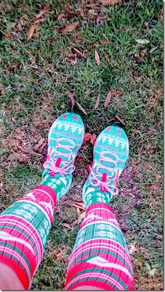 ugly christmas sweater running shoes brooks run (325x577)
