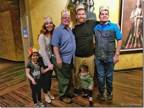 Medieval Times dinner show California theme park restuarant family