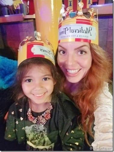 Medieval Times dinner show California theme park restuarant kids