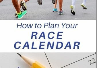 How To Plan Your Race Calendar for 2019