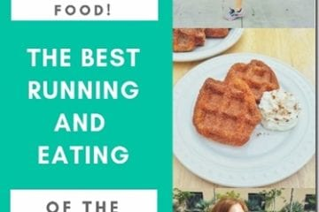 The BEST of the Year Races, Running and Recipes!