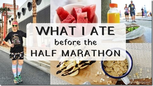 What I ate before the Half Marathon Las Vegas #StripAtNight (800x450)