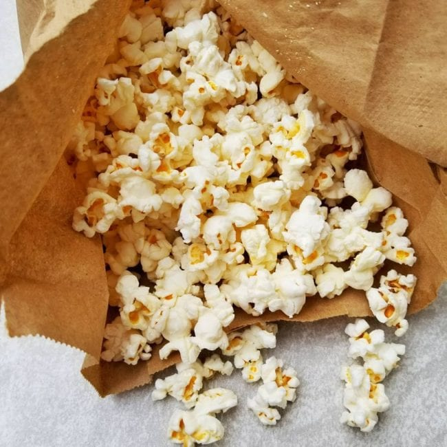 National popcorn day diy popcorn