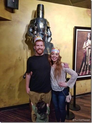 Medieval Times dinner show California theme park restuarant