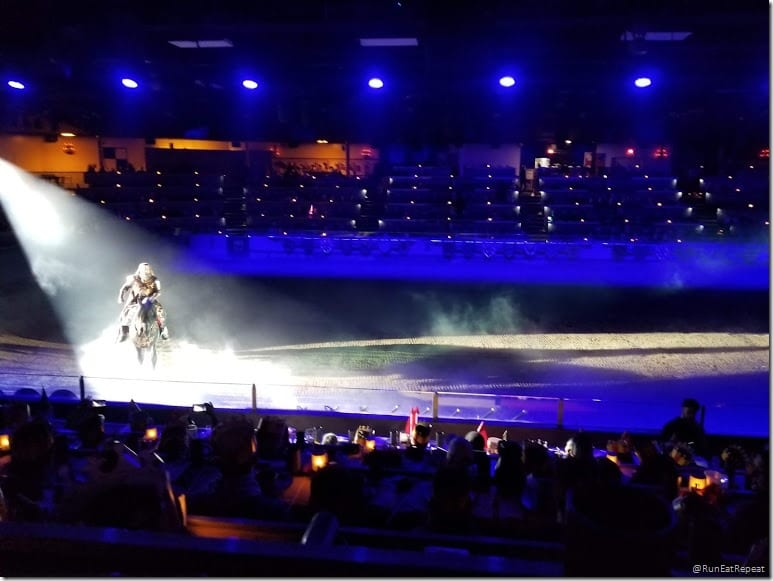 medieval times hollywood dinner show california