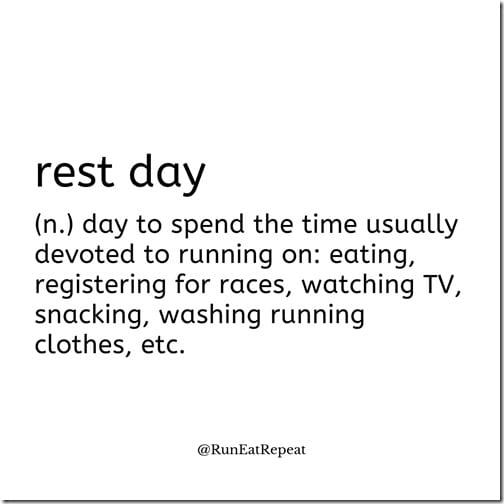 rest day definition