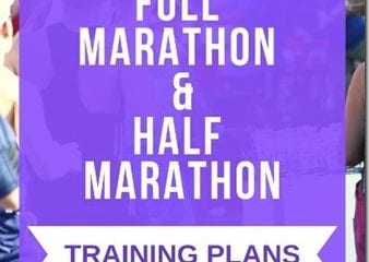 OC Marathon Training Plan and Race Discount Code
