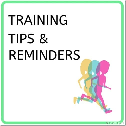 half marathon training plan tips and reminders
