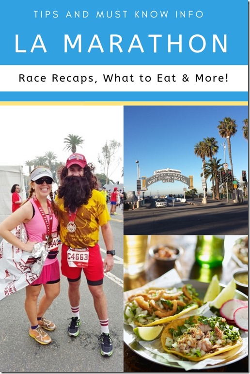 LA Marathon Tips race day must have info (1)
