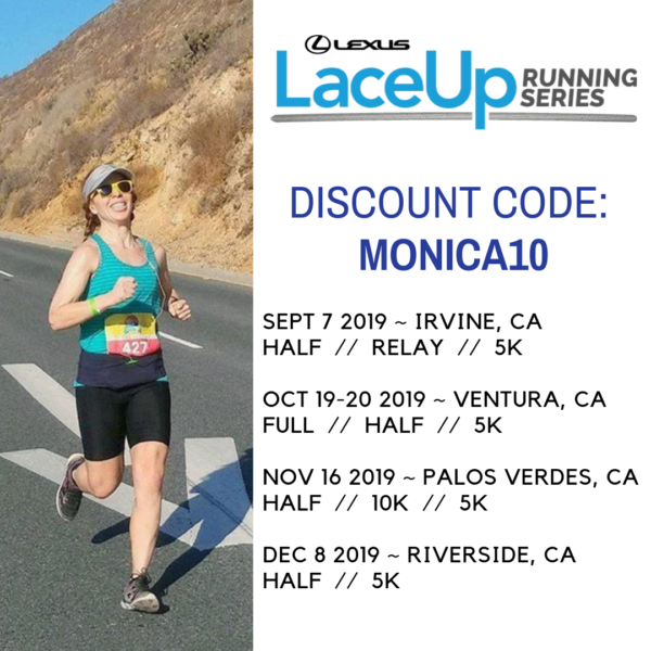 Lace Up Race Discount Code