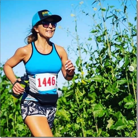 Pam Sanchez marathon runner podcast