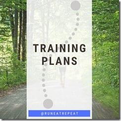 Training Plans for runners new intermediate running half marathon 10k 5k