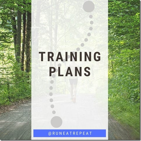 Training Plans for runners new intermediate running half marathon 10k 5k