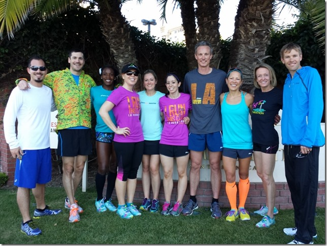 la marathon tips running deena kastor ryan hall