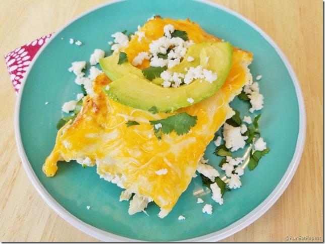 light sour cream enchiladas recipe easy