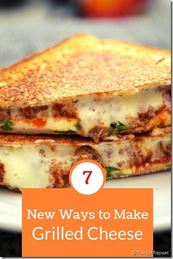 7 ways to make grilled cheese sandwich recipe