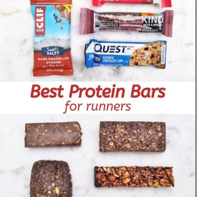Best Protein Bars for Runners– What to Eat Before and After a Run