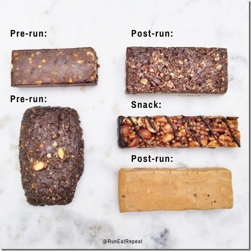 Best protein bars for runners ig pre-run post-run