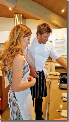 curtis stone food blog cooking lesson la