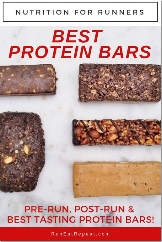 favorite protein bars for runners nutrition tips running plan (1)