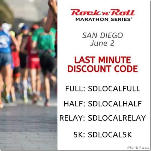 Last Minute Rock N Roll San Diego discount code