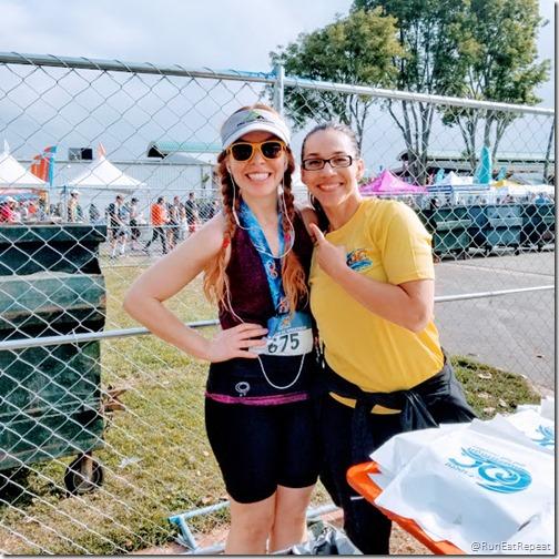 oc marathon half marathon finish line 1