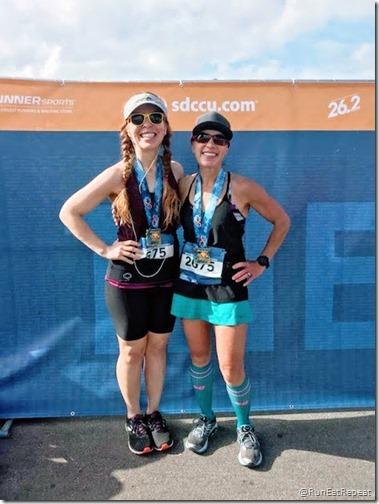 oc marathon half marathon results recap