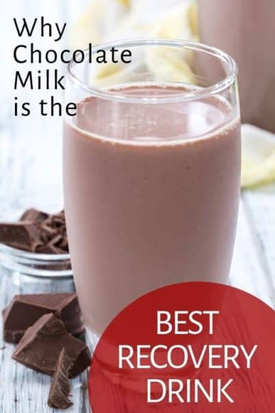 is chocolate milk good for runners podcast interview with running coach