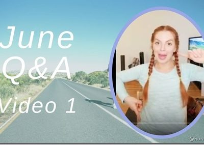 Q&A on Intuitive Eating & Binging, Tips for SUMMER Running and more!